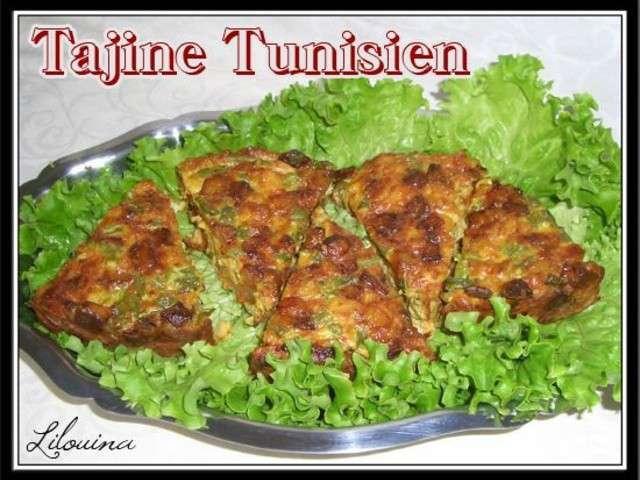 Les meilleures recettes de tajine tunisien et poulet - Blog de cuisine tunisienne ...