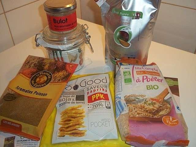 Recettes de box cuisine de fait tout la maison for Fait tout cuisine