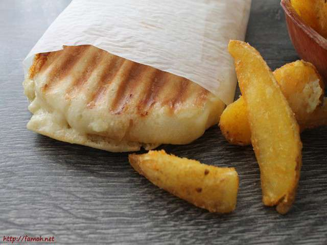 Recettes de panini - La maison du panini ...