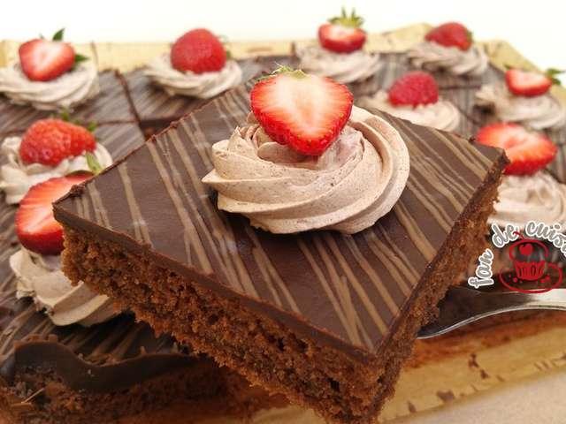 recettes de gâteaux de fan de cuisine