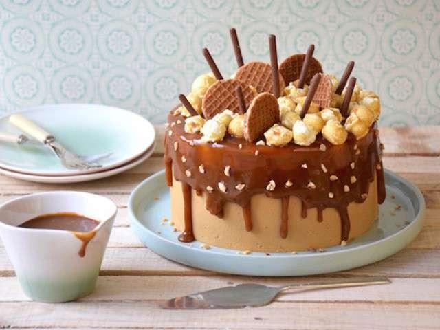 Cake Pop Chocolat Ananas