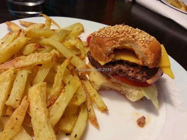 Recettes de sauce hamburger maison - Recette hamburger maison ...
