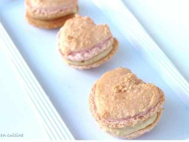 Recettes de saint valentin et macarons - Cuisine saint valentin ...
