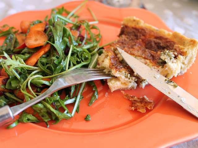 Recettes de quiche lorraine et cuisine sans gluten for Cuisine de quiches originales et gourmandes