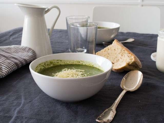 recettes de cresson et soupe de cresson. Black Bedroom Furniture Sets. Home Design Ideas
