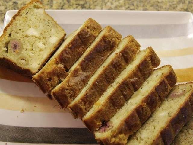 Recettes de cake aux olives de france cuisine chic - Blog de cuisine francaise ...