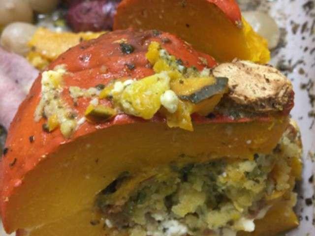 Recettes de potimarron de france cuisine chic - Recette cuisine traditionnelle francaise ...