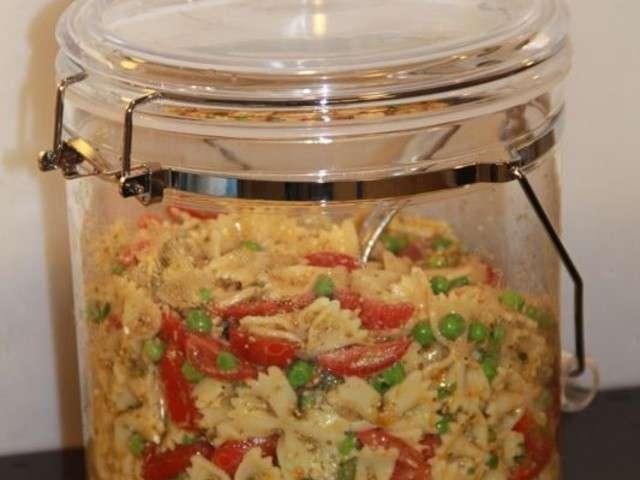 Recettes de salade de p tes de france cuisine chic - Blog de cuisine francaise ...