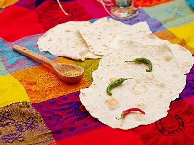Recettes de tortillas mexicaines de frenchgirlcuisine - Cuisine mexicaine tortillas ...