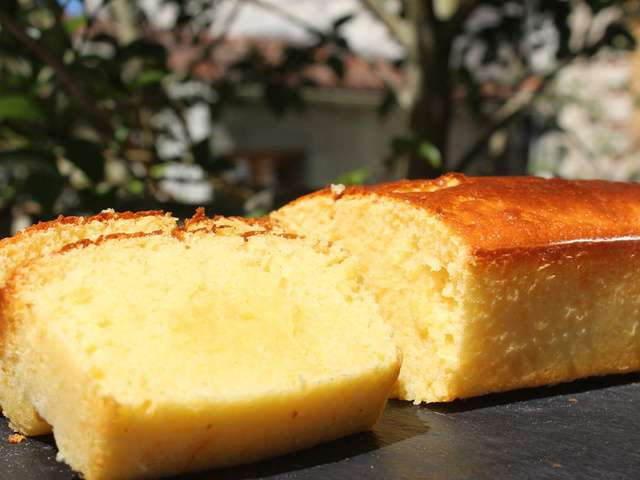 recettes de cake au citron et beurre. Black Bedroom Furniture Sets. Home Design Ideas