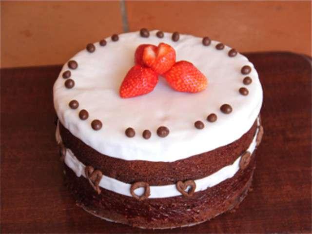 Recettes de Gâteau danniversaire - 3