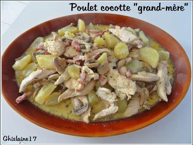 Recettes de grand m re et poulet - Vieilles recettes de cuisine de grand mere ...