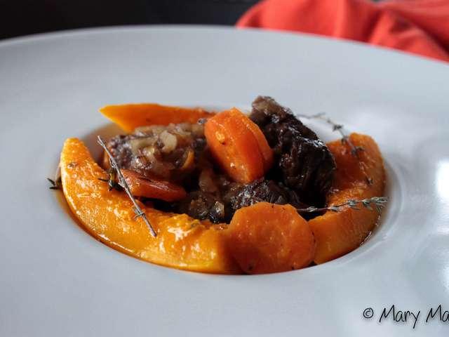 recettes de potiron et carottes. Black Bedroom Furniture Sets. Home Design Ideas