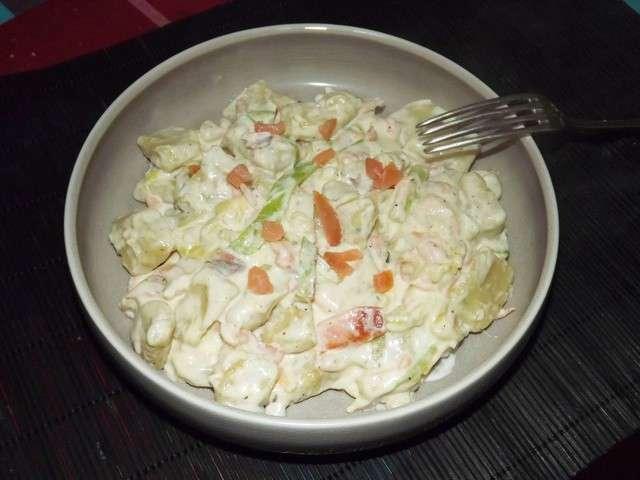 Recettes de saumon fum et pomme de terre 4 - Salade pomme de terre saumon fume ...