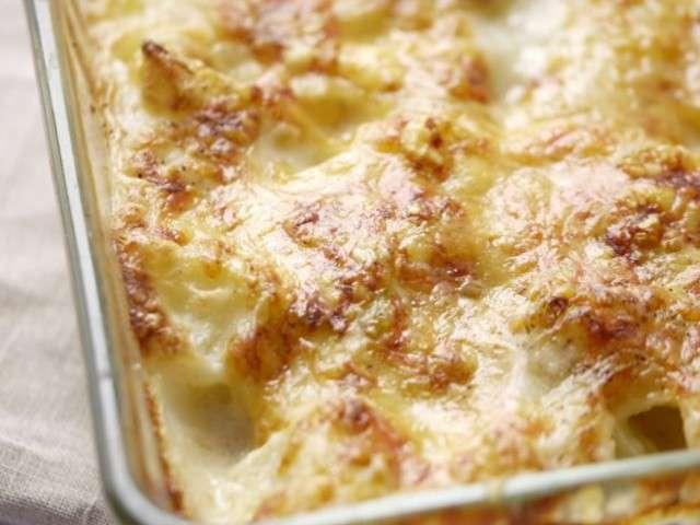 how to make gratin chouchou
