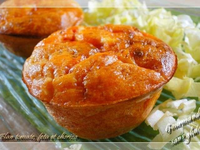 Cake Feta Tomate Chorizo