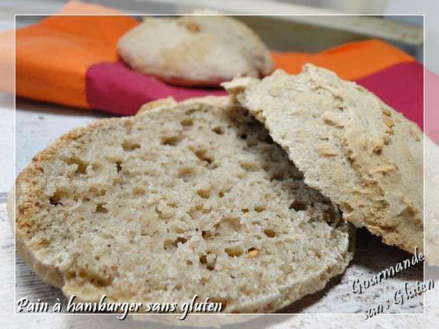 Recettes de hamburger et cuisine sans gluten - Recettes cuisine sans gluten ...