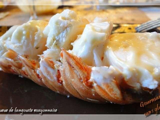 Les meilleures recettes de langouste - Queues de langoustes grillees au four ...