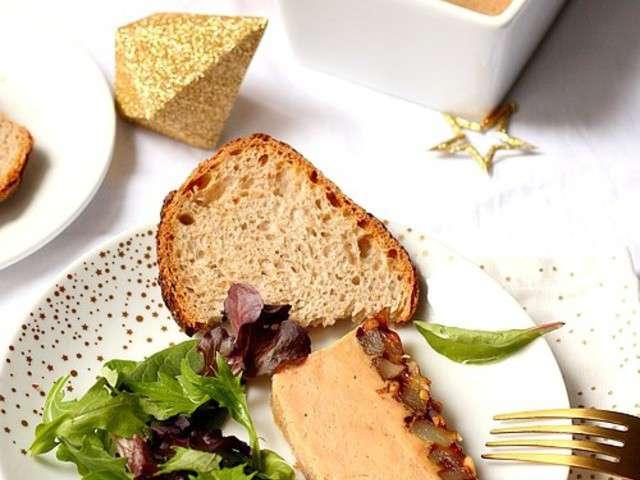 Recettes de foie gras et terrine de foie gras 2 - Recette terrine foie gras ...