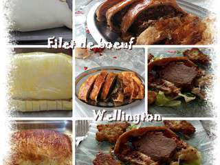 Plat du jour : Filet de boeuf Wellington