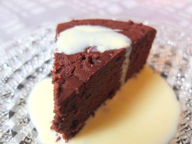 Recettes de g teau au chocolat et cuisine sans gluten 4 - Gateau au chocolat sans four ...