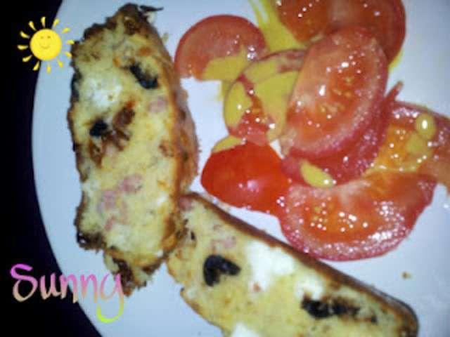 Recette Cake Aux Champignons Sans Gluten