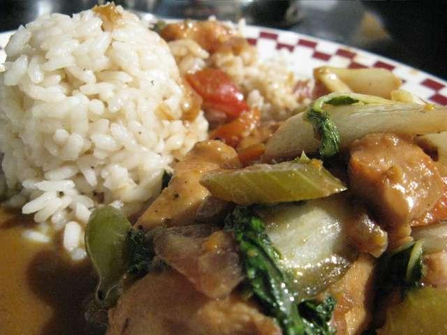 Recettes de poulet de recettes de grand maman cuisine for Maman cuisine x