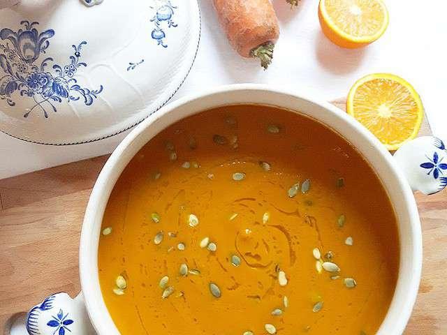 recettes d 39 orange et carottes. Black Bedroom Furniture Sets. Home Design Ideas