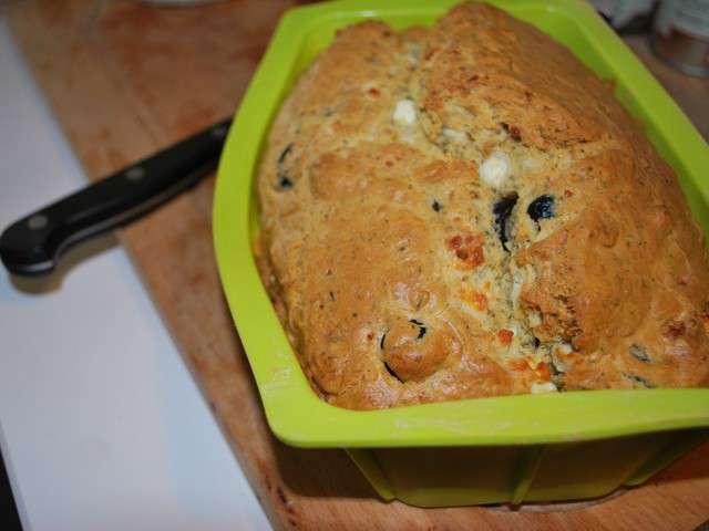 Cake De Sophie Tomates Chevre
