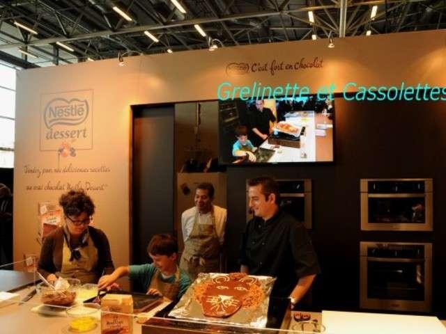 Recettes de cuisine pour les enfants de grelinette et - Les enfants en cuisine ...