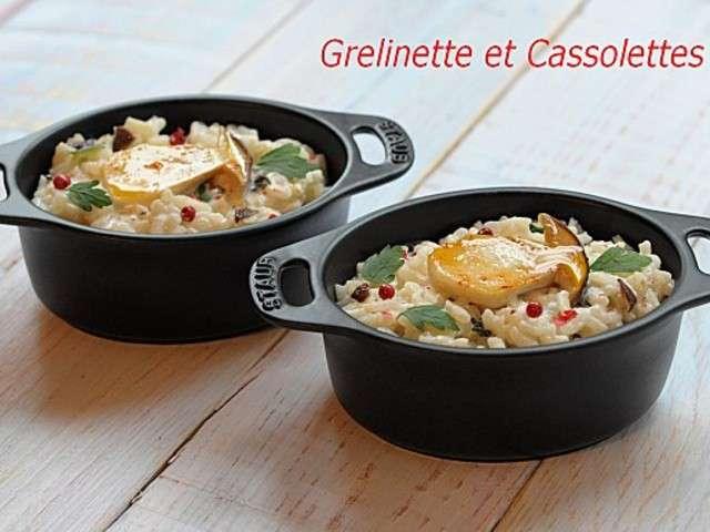 Recettes de mont d 39 or de grelinette et cassolettes - Cuisson mont d or au four ...
