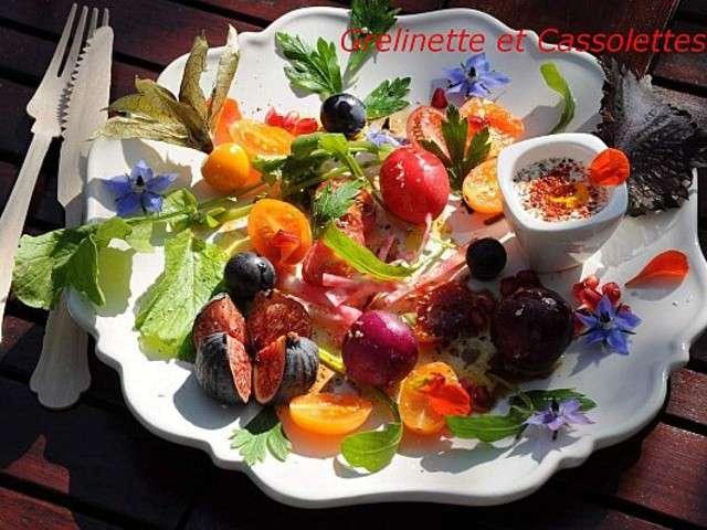 les meilleures recettes de salade d 39 t et salades 3. Black Bedroom Furniture Sets. Home Design Ideas
