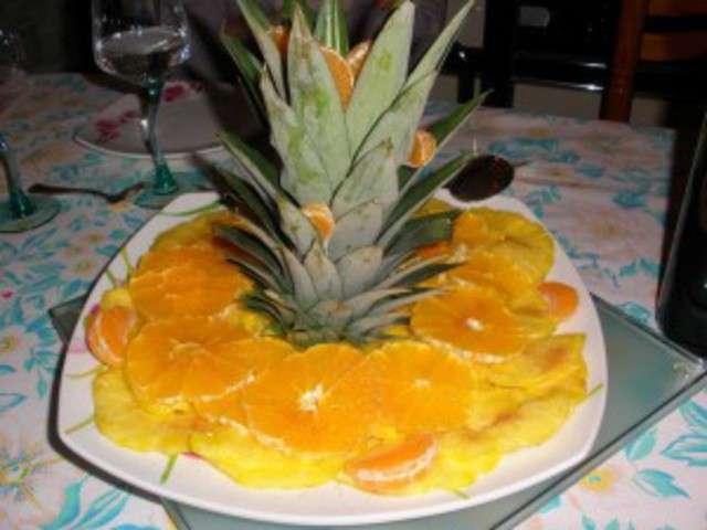 recettes d ananas frais et desserts