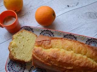Recette de cake au jus d'orange