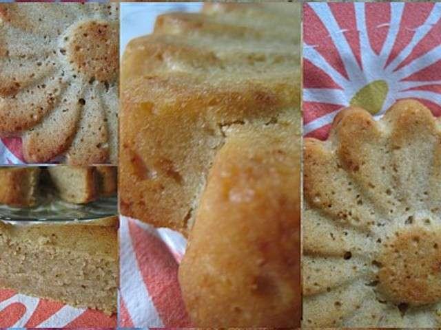 Recettes de compte de pomme - Gateau sans oeuf et sans beurre ...