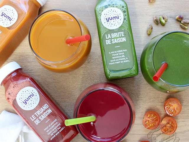 Recettes de jus de l gumes - Faire des jus de legumes ...