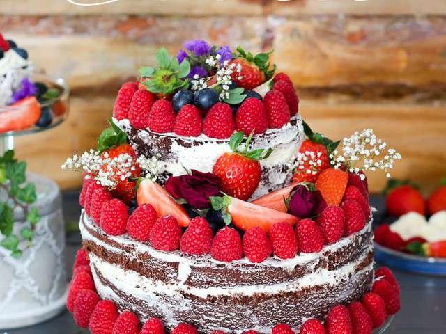 Decorer Cake Ganache Chocolat Blanc