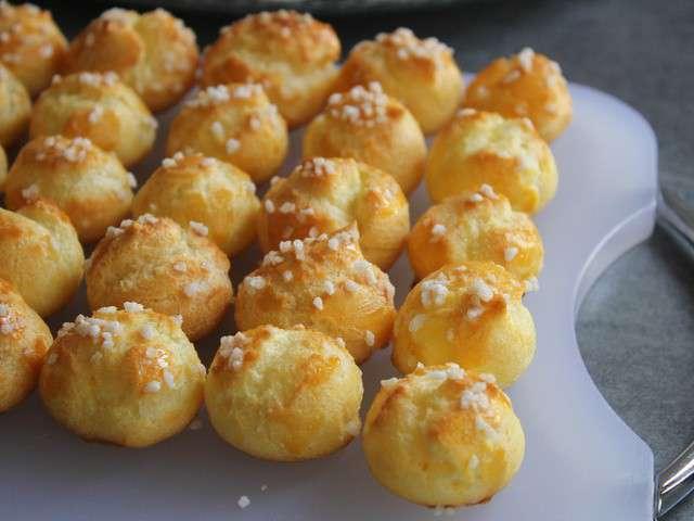 Les meilleures recettes de chouquettes et cuisine sans gluten - Recettes cuisine sans gluten ...