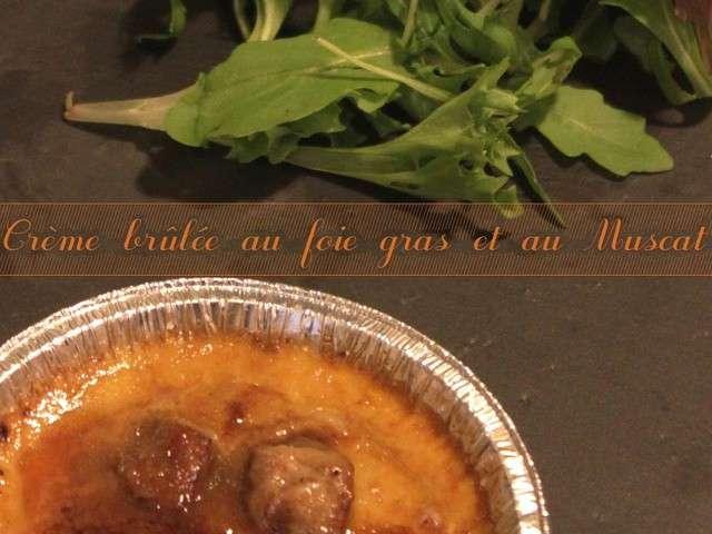 Recettes de cr me br l e de j 39 ai tout mang le chocolat - Quantite foie gras par personne ...