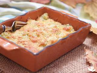 Gratin Chayottes Quinoa aux 2 fromages