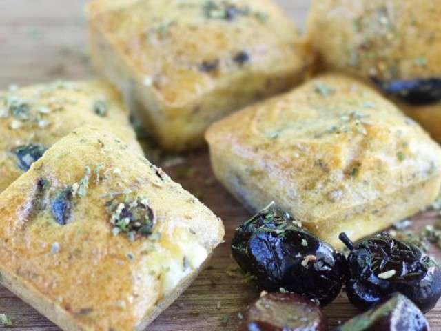 Recette De Mini Cake Au Fromage A Raclette