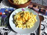 Macaronis au Fromage (Recette Amish)
