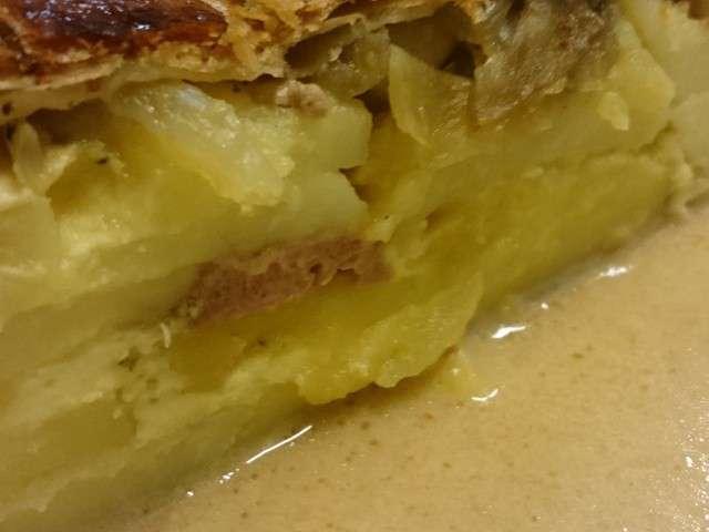 Recettes de tourtes et foie gras - C est au programme recettes de cuisine ...