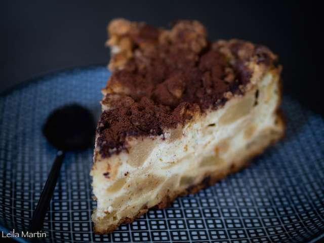 recettes de gâteau poire-chocolat