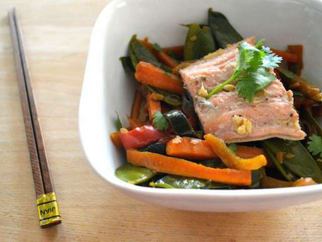Recettes de saumon de je vais vous cuisiner - Cuisiner darne de saumon ...