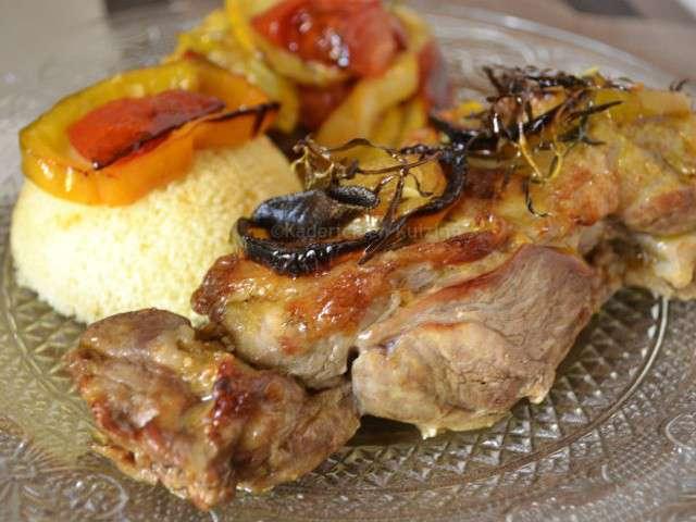 Recettes de gigot d 39 agneau et agneau 12 - Cuisine gigot d agneau ...