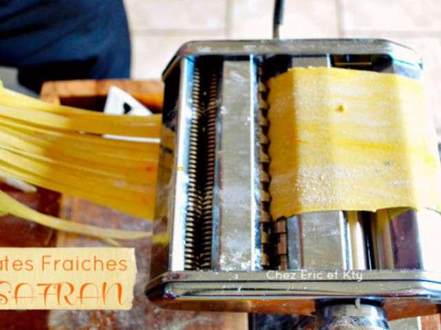 Recettes de pate fraiche - Pate fraiche au robot ...