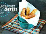 Potatoes country – Comment cuire des potatoes fait maison