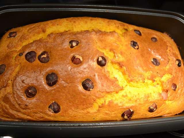 Recette Cake A La Courge