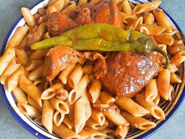 recettes de sauce piquante et p 226 tes